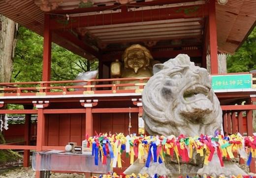 Futarasan Shrine, Shrines and Temples of Nikko