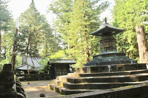 Inner Shrine Pagoda, Ieyasu's tomb, Tōshō-gū