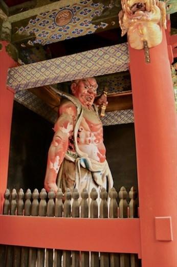 Deva King, Omotemon Gate