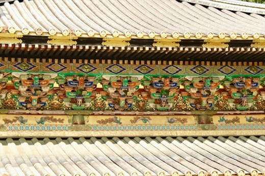 Colorful details, Sacred Storehouse