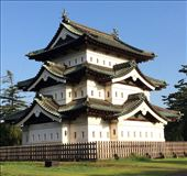 Hirosaki Castle (by Connie): by graynomadsusa, Views[29]