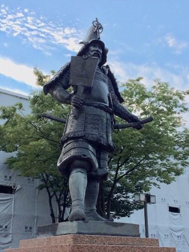 Hirosaki warrior (by Connie)