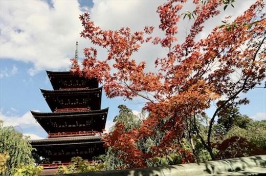 Pagoda, Saishoin Temple Hirosaki