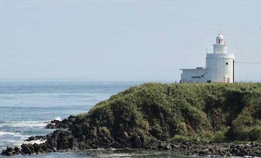 Cape Nosappu Lighthouse, Nemuro Peninsula