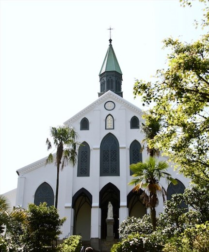 Oura Cathedral World Heritage Site, Nagasaki