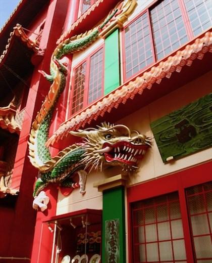 Shinchi Chinatown, Nagasaki
