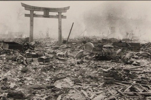 Aftermath of 9 August 1945, Nagasaki A-Bomb Museum