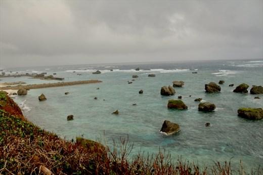 East China Sea from Miyako