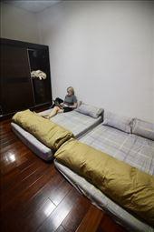 Simple furnishings indeed, Yuan Fang Homestay: by graynomadsusa, Views[20]