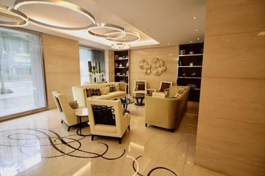 Hotel K, Taipei, location and luxury