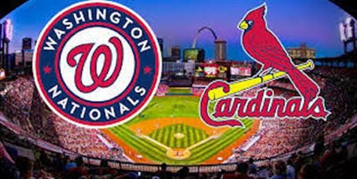 NLCS Nationals v Cardinals