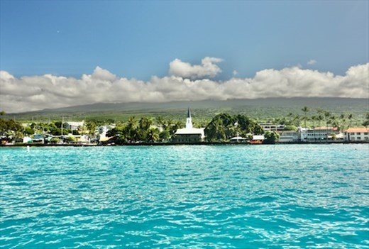Kona, the Big Island