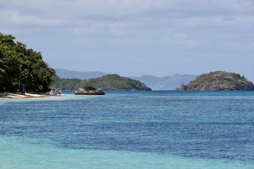 A bit of paradise, Dravuni