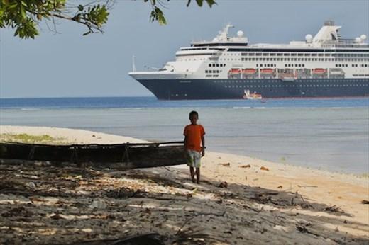 Ricky, Entrepreneur of the Year, Kiriwina Island, PNG
