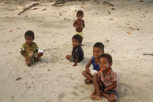 Kitava Kids, Kitava Island, PNG