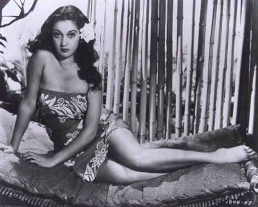 All it needs is Dorothy Lamour