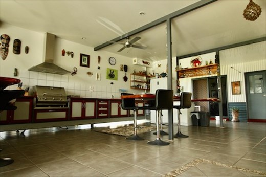 Gecko Guesthouse, Cooktown