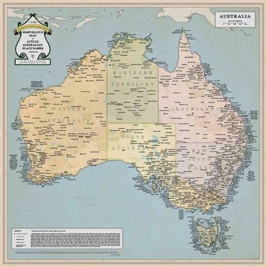 Australia — Ya gotta love it!