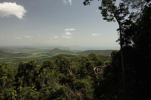 Panorama of Port Douglas