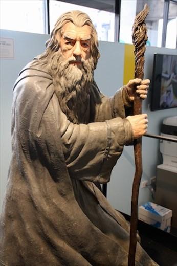 Long Live Gandalf the Grey, Wellington
