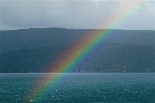 Rainbow, Hobart Tasmania