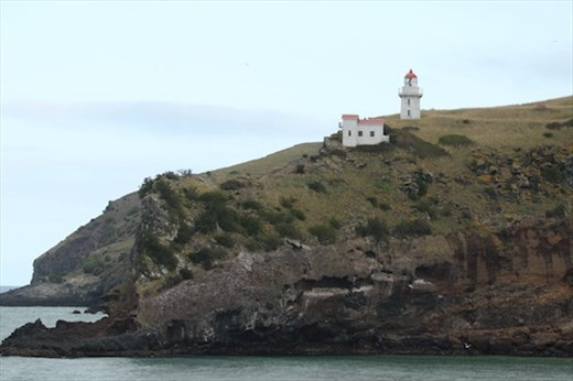 Lighthouse near Port Chalmers
