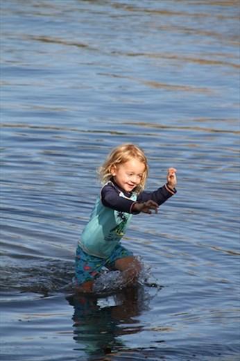 Water nymph, Tauranga