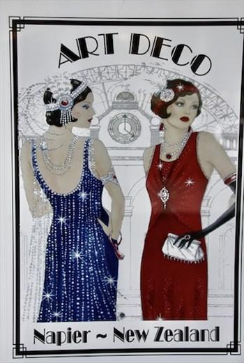 Art Deco Week, Napier