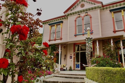 Giant's House, Akaroa