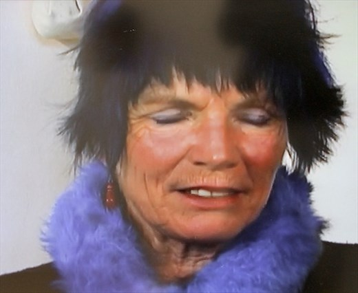 Josie Martin, whimsical creator of Giant's House