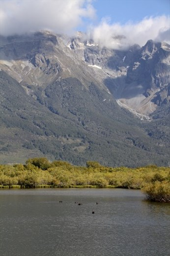 Glenorchy, Lord of the Rings territory