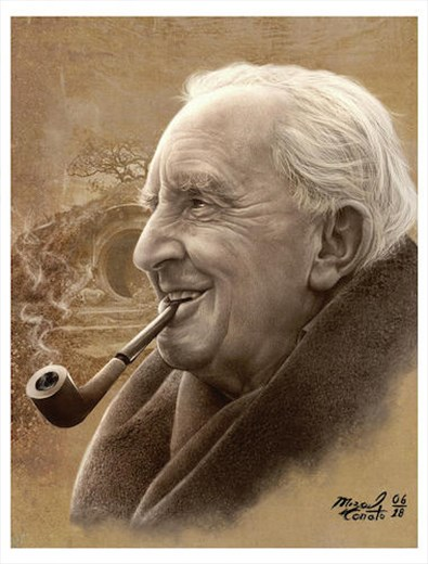 J.R.R. Tolkien, your guide to adventure