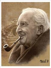 J.R.R. Tolkien, your guide to adventure: by graynomadsusa, Views[36]