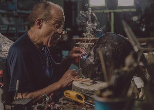 Ed Dwight, Sculptor