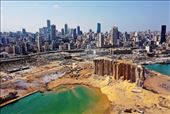 Beirut Explosion Site (photo from the Atlantic): by graynomadsusa, Views[16]
