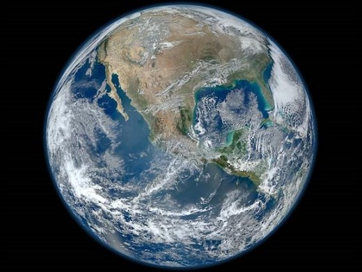 The Whole, Wide World  (I lied. Photo from Internet, not Virginia)
