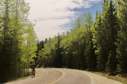 Springtime in the Rockies, Squaw Pass