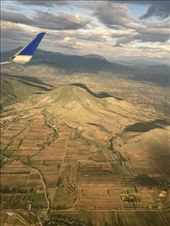 Almost Oaxaca—view from plane window: by graynomadsusa, Views[51]
