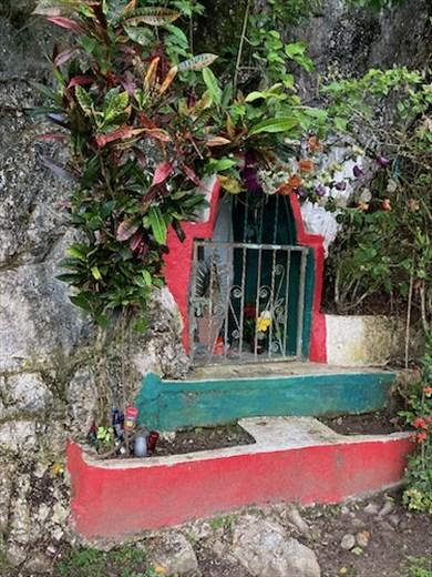 A Shrine for Birders?