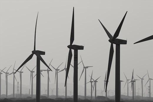 Wind Farm, Oaxaca