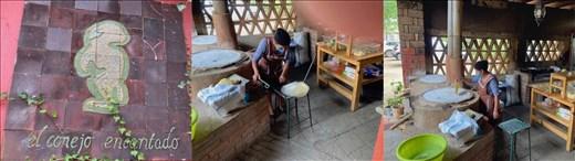 Lunch at El Conejo Encantado
