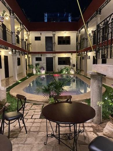 La Aurora Colonial Hotel, Valladolid