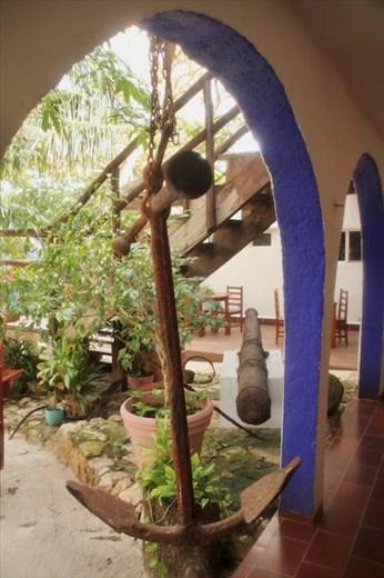 Artifacts at Amar Inn, Puerto Morelos