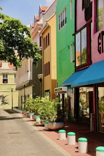 Pastels of Willemstad WHS