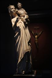 Ivory Madonna and Child, Opera del Duomo Museum: by graynomadsusa, Views[86]