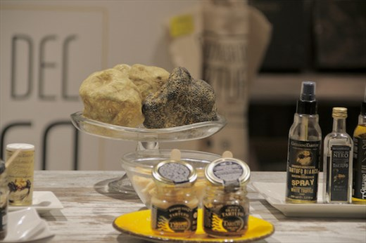 Truffles, worth their weight in gold