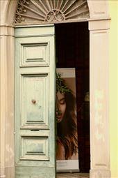 Behind the Green Door: by graynomadsusa, Views[56]