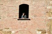 Neighborhood watch,Piazza Grande, Montepulcino: by graynomadsusa, Views[4]