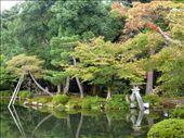 This is one of the beautiful public parks that are scattered throughout Kanazawa.   It lends a contast to the bright, busy city: by gremblin, Views[645]
