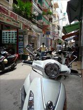 mmm, good coffee stop, Pham Ngu Lao: by gretch_costa, Views[203]